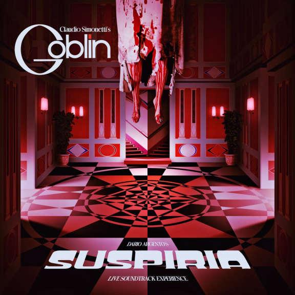Claudio Simonetti's Goblin Suspiria - Live Soundtrack Experience (black) LP 2021