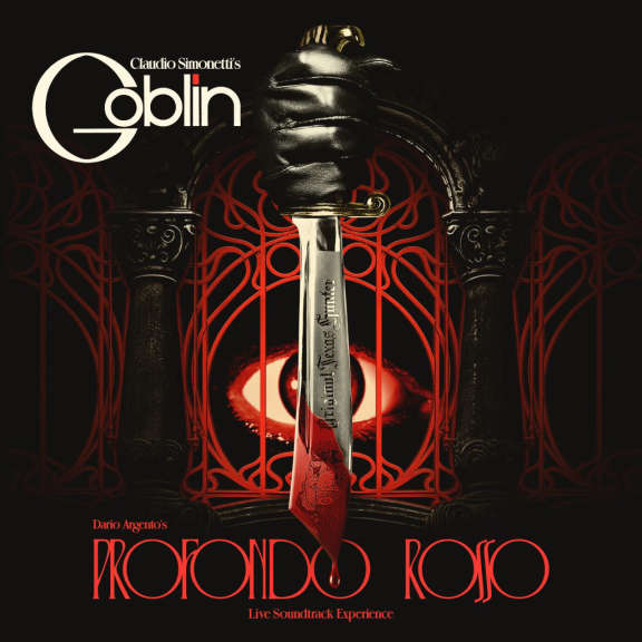 Claudio Simonetti's Goblin Profondo Rosso - Live Soundtrack Experience (black) LP 2021