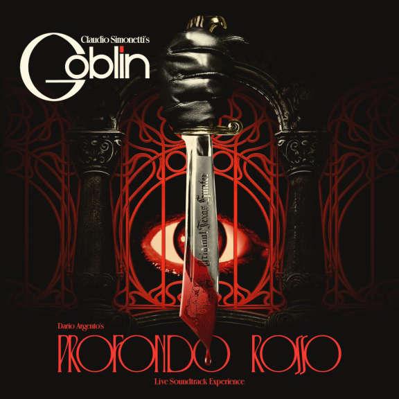 Claudio Simonetti's Goblin Profondo Rosso - Live Soundtrack Experience (coloured) LP 2021