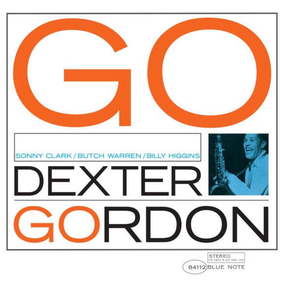 Dexter Gordon Go LP 2021