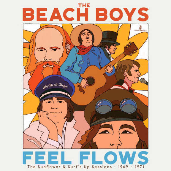 The Beach Boys Feel Flows: The Sunflower & Surf's Up Sessions 1969-1971 LP 2021