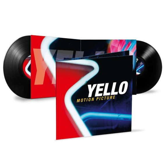 Yello Motion Picture LP 2021