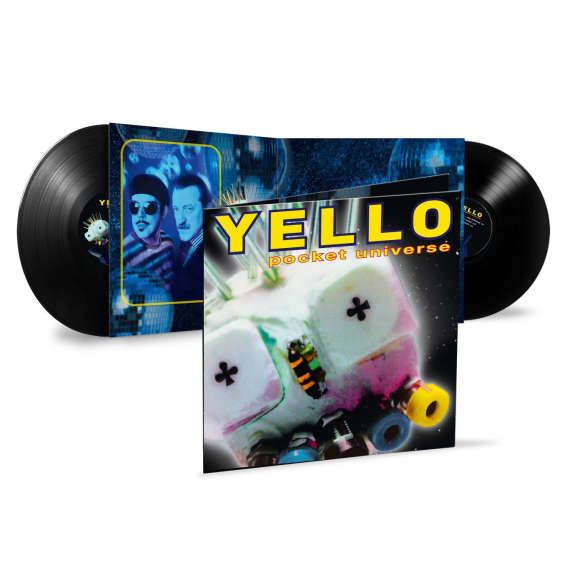 Yello Pocket Universe LP 2021