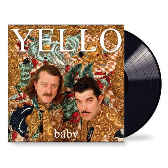 Yello Baby LP 2021