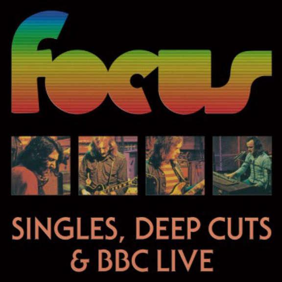 Focus Singles, Deep Cuts & BBC Live (RSD 2021, Osa 1) LP 2021
