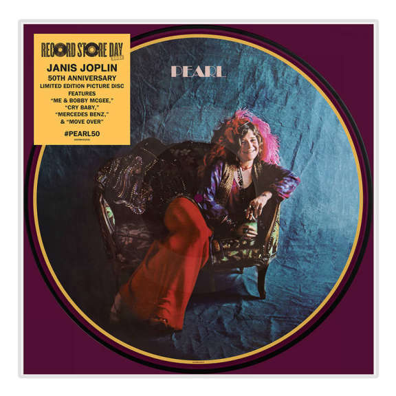 Janis Joplin Pearl (RSD 2021, Osa 1) LP 2021