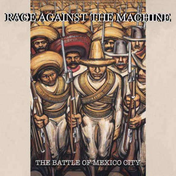Rage Against The Machine Battle Of Mexico City (RSD 2021, Osa 1) LP 2021
