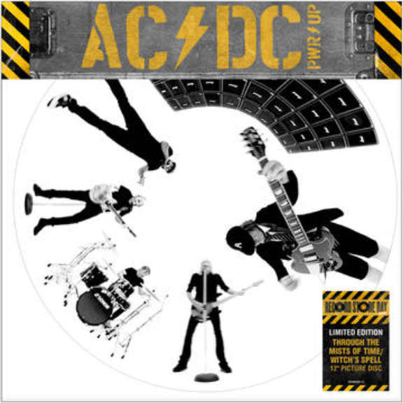 AC/DC Through The Mists Of Time / Witch's Spell (RSD 2021, Osa 1) LP 2021