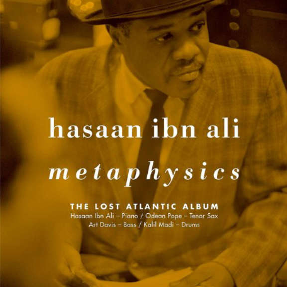 Hasaan Ibn Ali Metaphysics: The Lost Atlantic Album LP 0