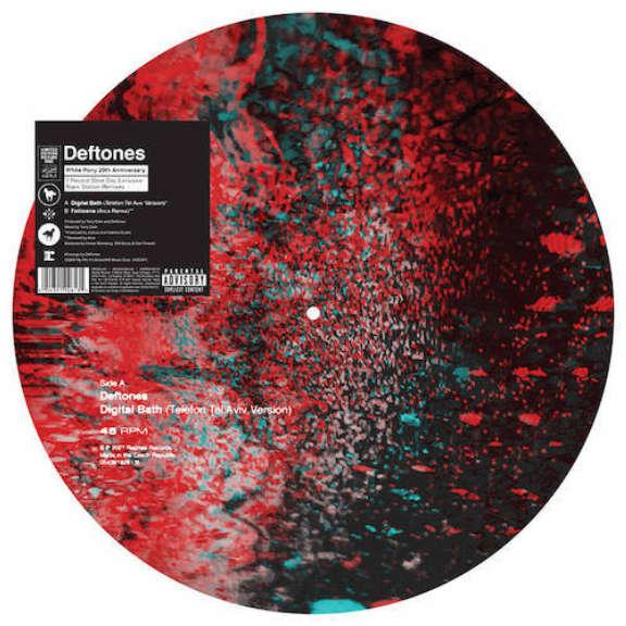 Deftones Digital Bath (Telefon Tel Aviv Version) / Feiticeira (Arca Remix) , (RSD 2021, Osa 1) LP 2021