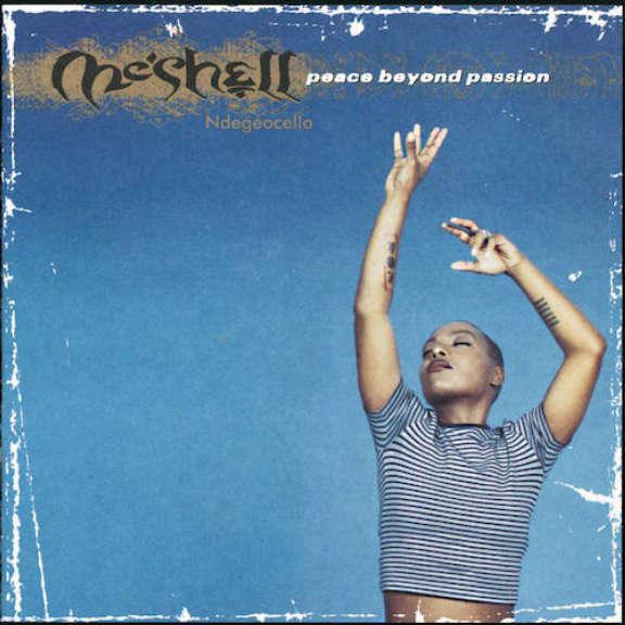 Me'shell Ndegeocello Peace Beyond Passion (RSD 2021, Osa 1) LP 2021
