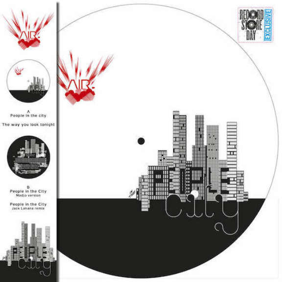 Air People in the City (RSD 2021, Osa 1) LP 2021