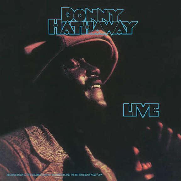 Donny Hathaway Live (RSD 2021, Osa 1) LP 2021
