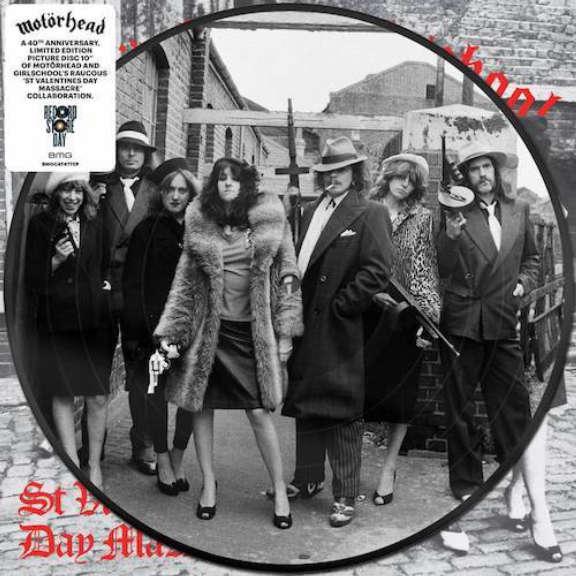 Motörhead St Valentine's Day Massacre (RSD 2021, Osa 1) LP 2021