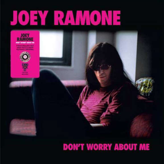 Joey Ramone Don't Worry About Me (RSD 2021, Osa 1) LP 2021