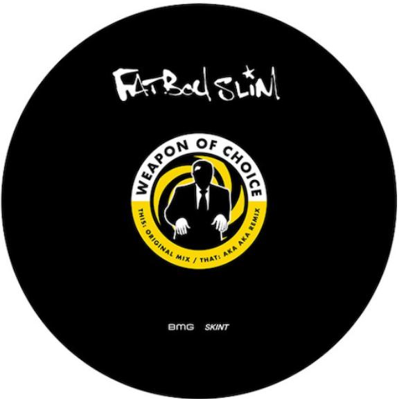 Fatboy Slim Weapon of Choice (RSD 2021, Osa 1) LP 2021