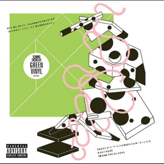 Ian Dury & The Blockheads Hit Me With Your Rhythm Stick (RSD 2021, Osa 1) LP 2021