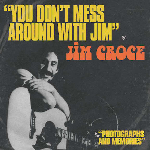 Jim Croce You Don't Mess Around With Jim / Operator (That's Not The Way It Feels) (RSD 2021, Osa 1) LP 2021