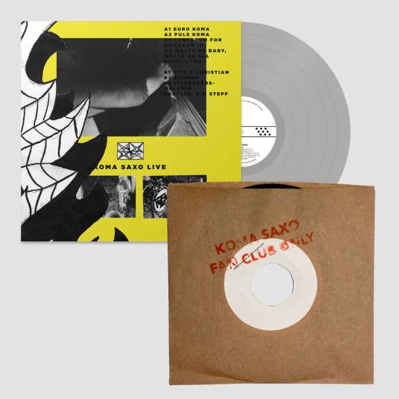 Koma Saxo Live (bundle) LP 2021