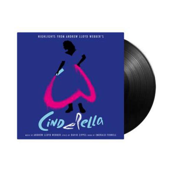 Andrew Lloyd Webber Soundtrack : Highlights From Andrew Lloyd Webber's Cinderella LP 2021