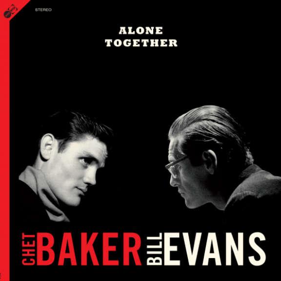 Chet Baker & Bill Evans Alone Together  LP 2021