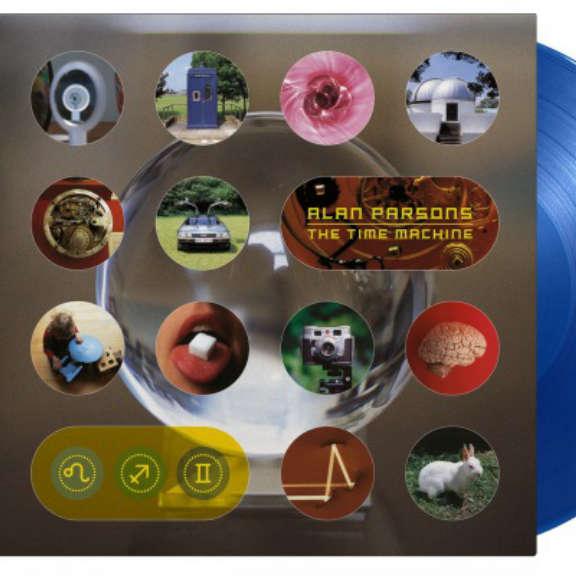 Alan Parsons The Time Machine (coloured) LP 2021