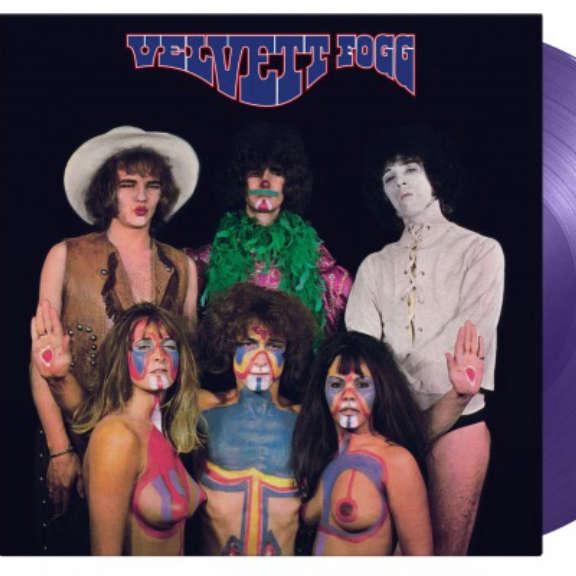 Velvet Fogg Velvet Fogg (coloured) LP 2021