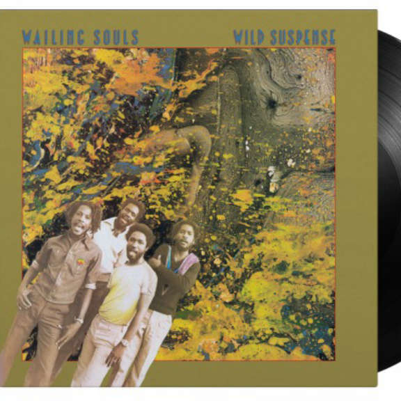 Wailing Souls Wild Suspense LP 2021