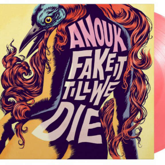 Anouk Fake It Till We Die (coloured) LP 2021