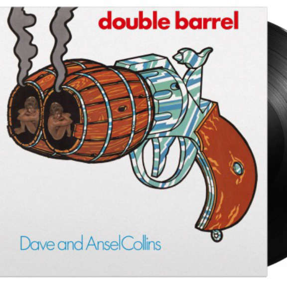 Dave and Ansel Collins Double Barrel (50th anniversary) LP 2021