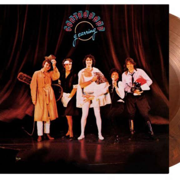 Golden Earring Contraband (coloured) LP 2021