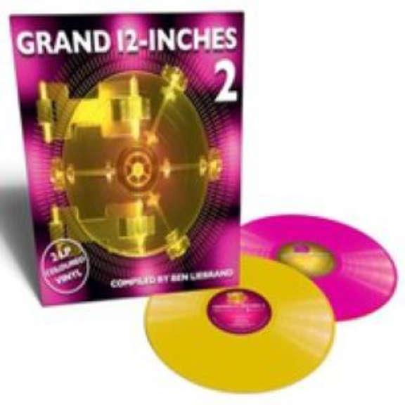 Ben Liebrand Grand 12 Inches 2 (coloured) LP 2021