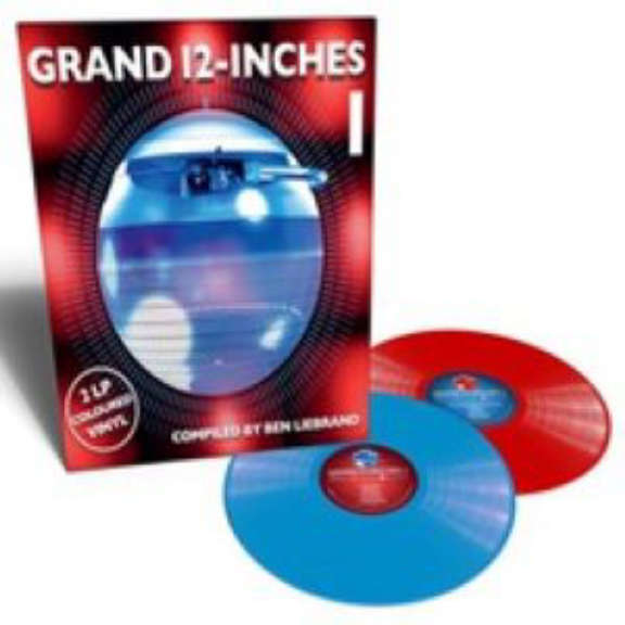 Ben Liebrand Grand 12 Inches 1 (coloured) LP 2021