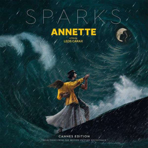 Sparks & Russell Mael Soundtrack : Annette LP 2021