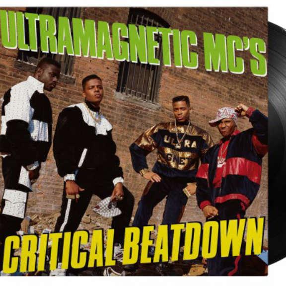 Ultramagnetic MC's Critical Beatdown LP 2021