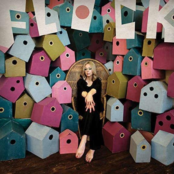 Jane Weaver Flock (black) LP 2021