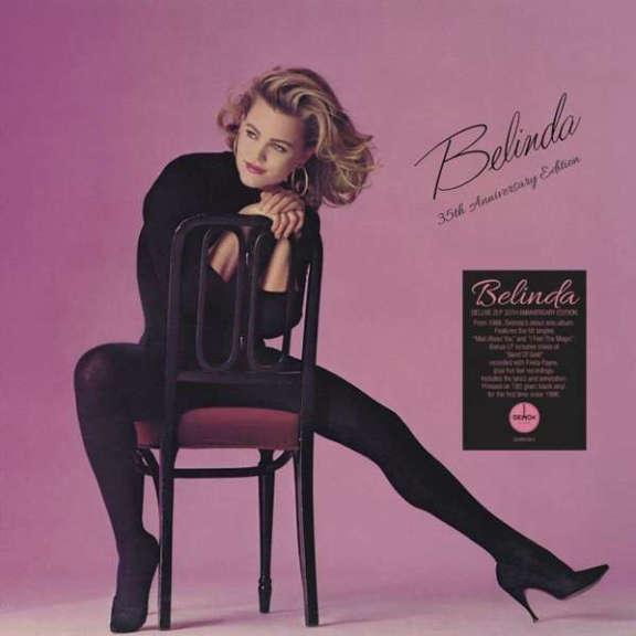Belinda Carlisle Belinda (35th anniversary) LP 2021