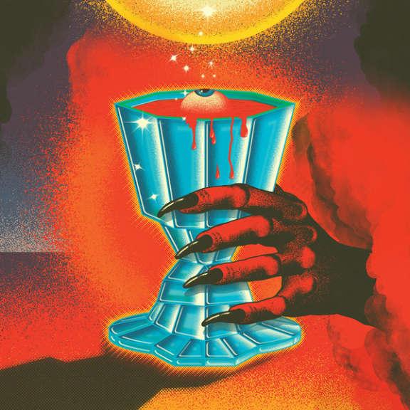 Datsuns Eye to Eye (coloured vinyl) LP 2021