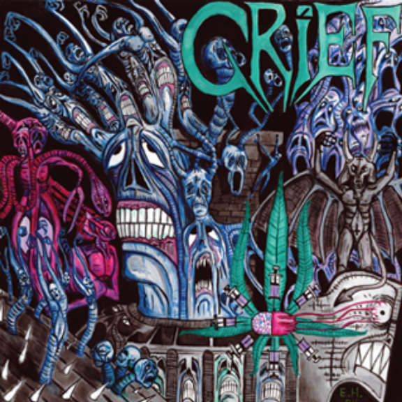 Grief Come to Grief (coloured) LP 2021