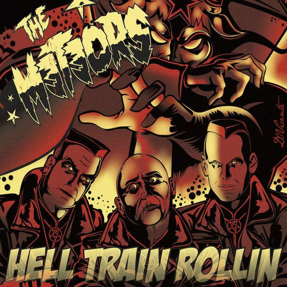 The Meteors Hell Train Rollin' (black) LP 2021