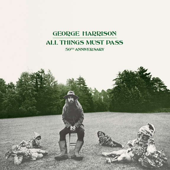 George Harrison All Things Must Pass (50th anniversary) (5LP) LP 2021