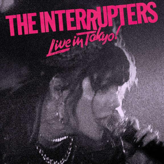 Interrupters Live in Tokyo! (black) LP 2021