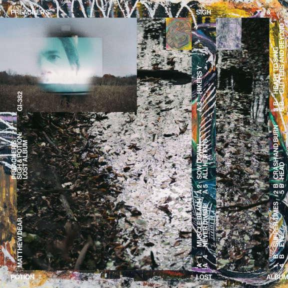 Matthew Dear Preacher's Sigh and Potion: Lost Album LP 2021