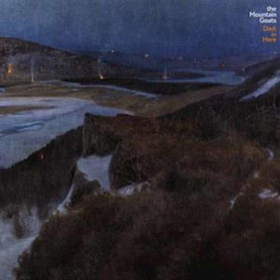 Mountain Goats Dark in Here (black) LP 2021