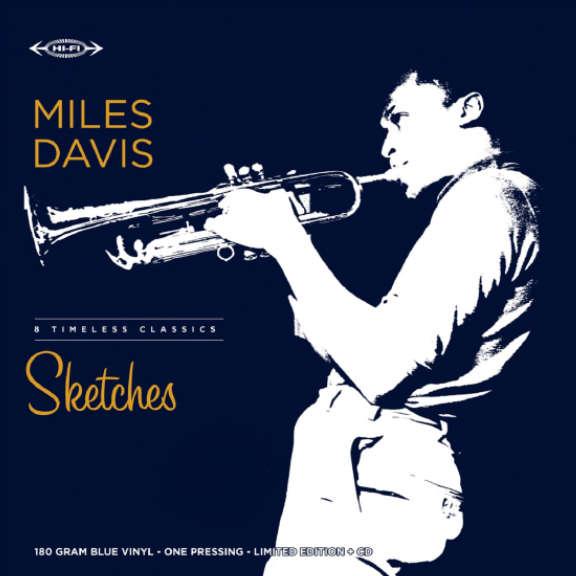Miles Davis Sketches / Best Of (RSD 2021, Osa 1) LP 2021