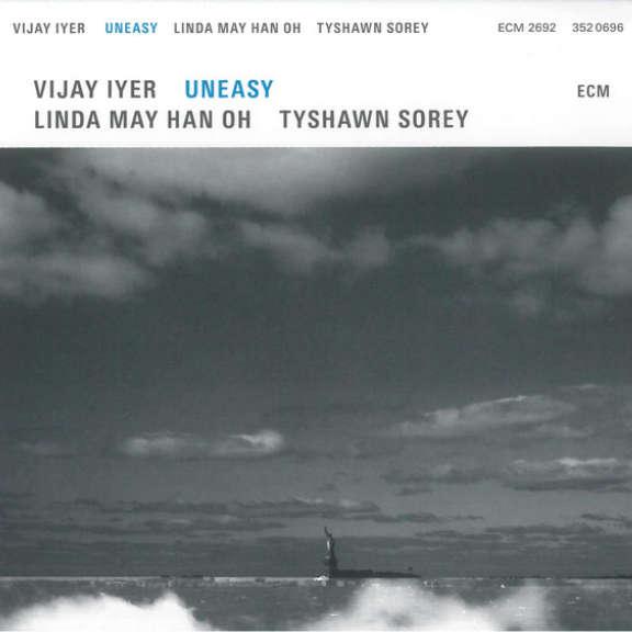 Vijay Iyer & Linda May Han Oh & Tyshawn Sorey Uneasy LP 2021