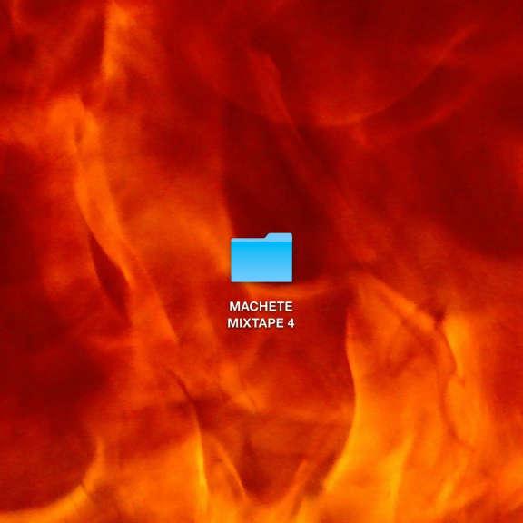 Machete Machete Mixtape 4 LP 2021