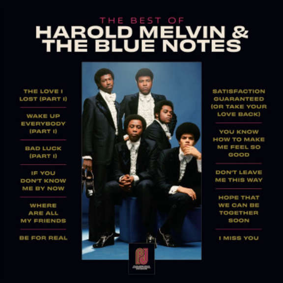 Melvin, Harold & the Bluenotes The Best of Harold Melvin & The Blue Note LP 2021