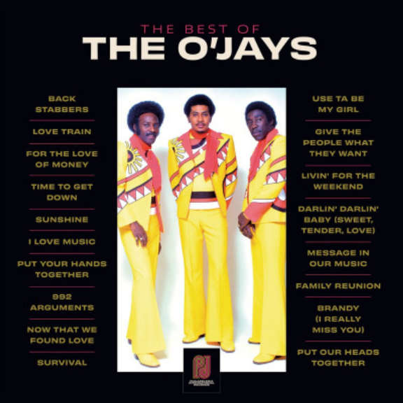 O'Jays The Best Of The O'Jays LP 2021