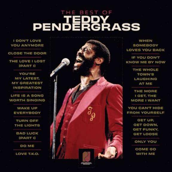 Teddy Pendergrass The Best of Teddy Pendergrass LP 2021